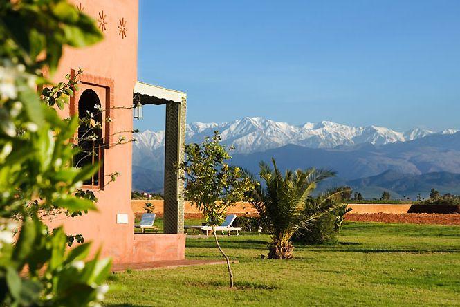 Marrakech Atlas House