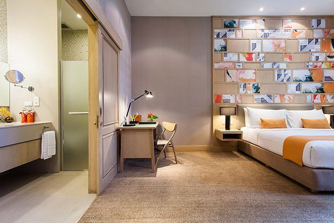 Bangkok Superior Suite