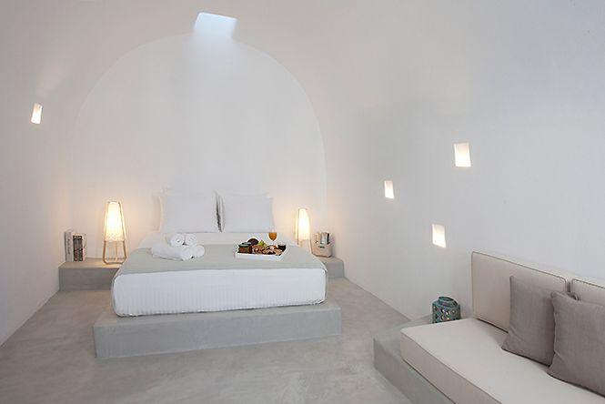 Santorini Deluxe Villa