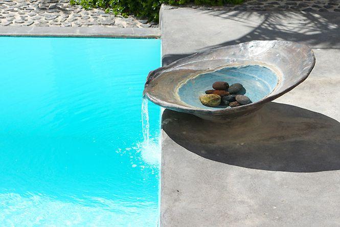 Megalochori Pool House