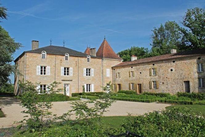 Aquitaine Luxury Castle