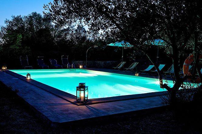 Hillside Pool House