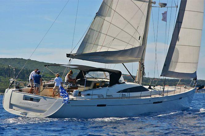 Athens Charter Sailboat