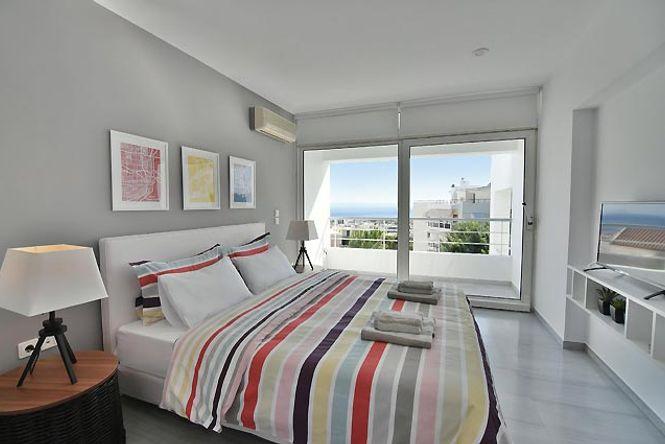 Athens Seaside Villa
