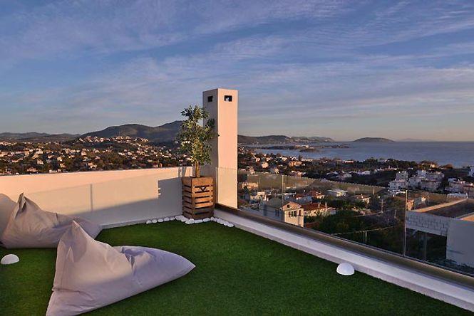 Seaside Athens House