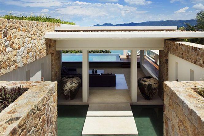 Luxury Design Silver Villa