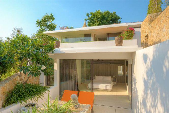 Luxury Design Golden Villa