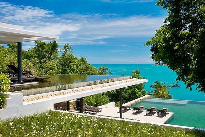 Luxury Design Amazonite Villa