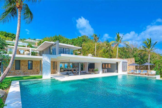 Luxury Design Diamond Villa