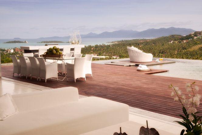 Chanweng Luxury Villa