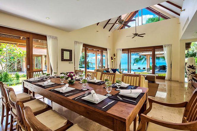 Luxury Private Asian Estate