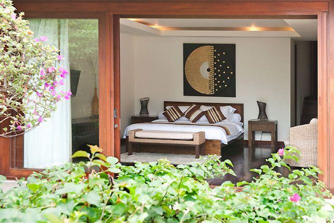 Private Beach Asian Villa