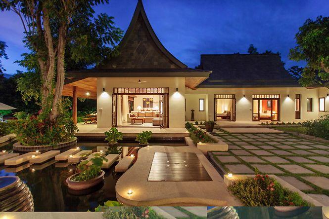Cozy Asian Villa