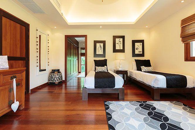 Stylish Beach Resort Villa
