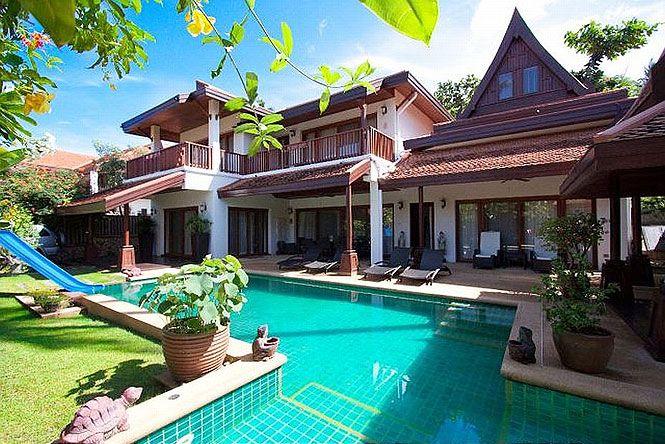 Private Beach Resort Villa