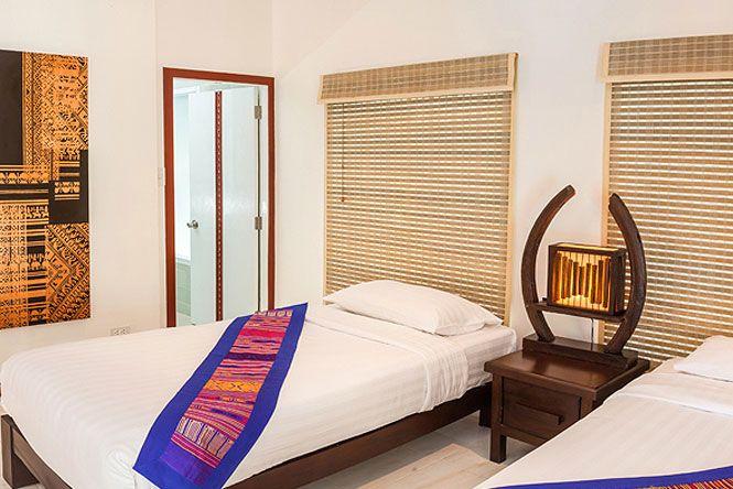 Contemporary Beach Resort Villa