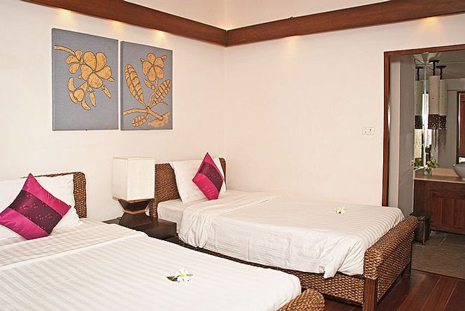 Splendid Beach Resort Villa
