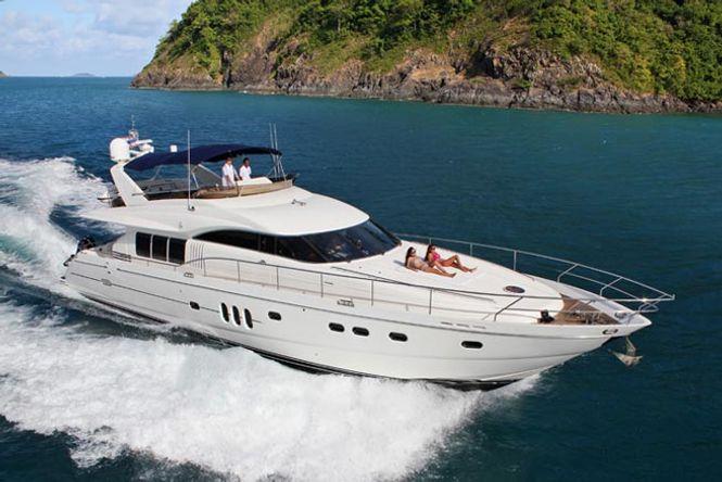 Luxury Yacht Phuket