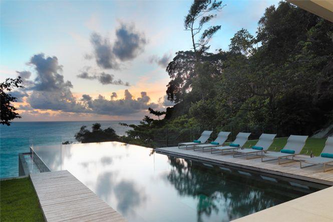 Exquisite Design Villa Kamala
