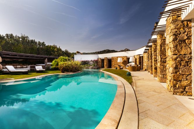 Sardinia Luxury Villa