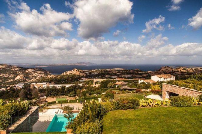 Porto Cervo Luxury Mansion