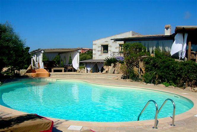 Stylish Family Villa Sardinia