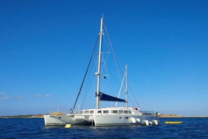 Holiday Catamaran Sardinia