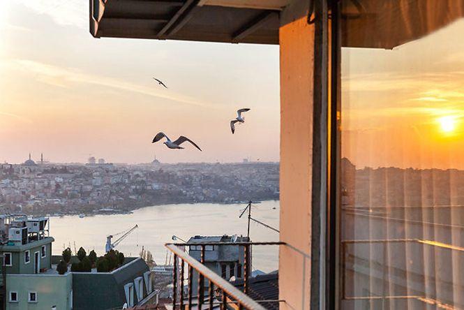 Galata Luxury Penthouse