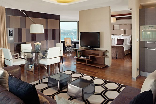 Istanbul Living Luxury Studio