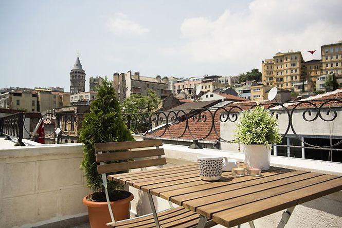 Beyoglu Terrace Studio