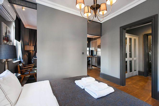 Galata Tower Apartment