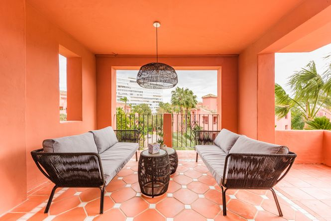 Beach Penthouse East Marbella