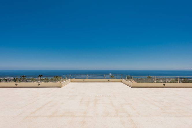 Sea View Sierra Blanca