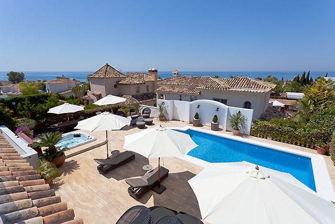 Marbella Beach Villa