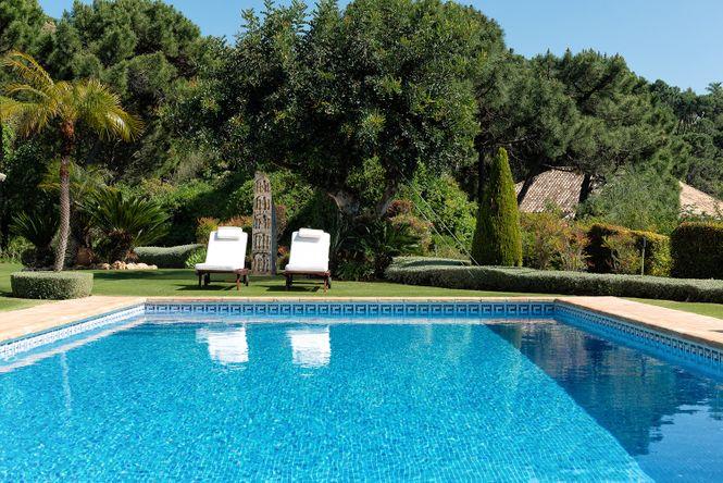 Zagaleta Pool Villa