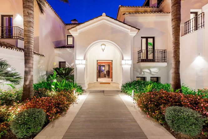 Sierra Blanca Luxury House