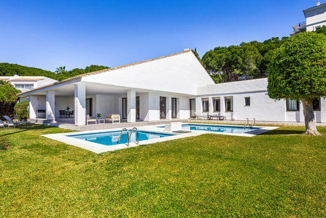 Puerto Banus Private Villa
