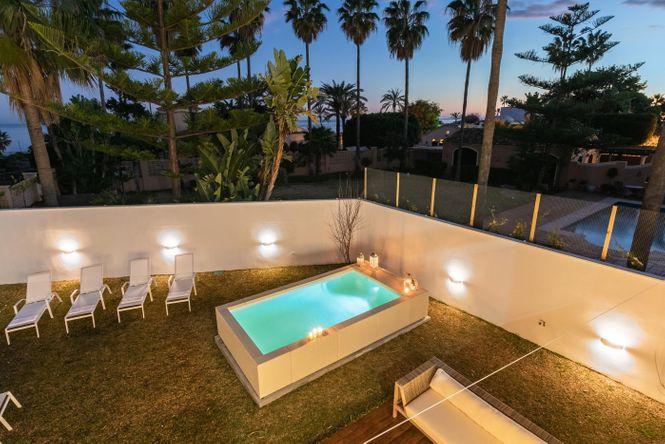 Guadalmina Beach Villa