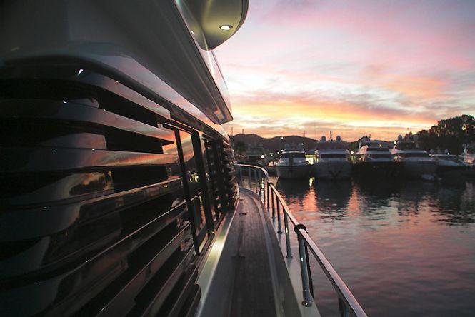 Port Vell Luxury Yacht
