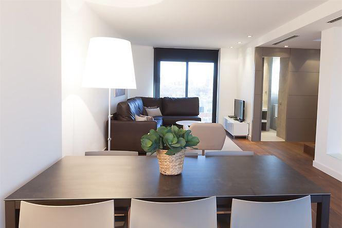 Diagonal Luxury Duplex