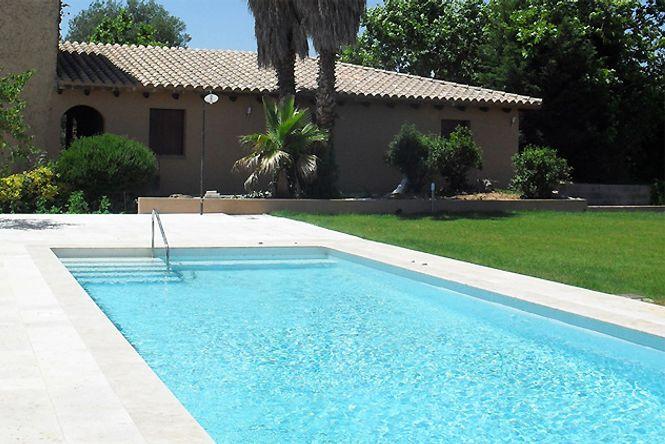 Luxury Garden House Costa Brava