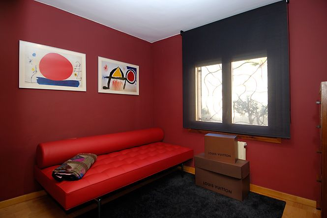 Sant Feliu Red Beach House