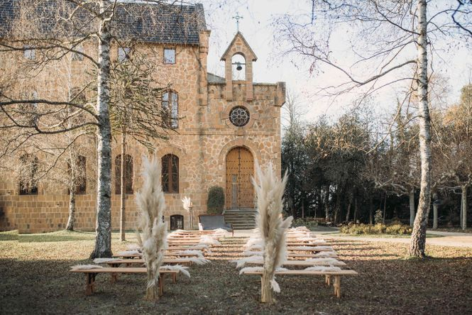 Catalonia Luxury Castle