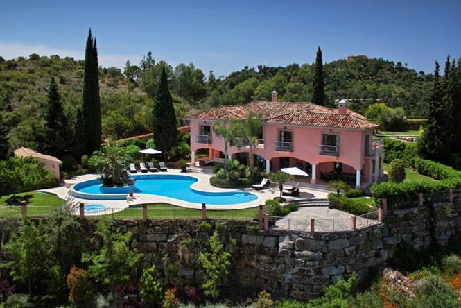 Luxe Marbella Pearl